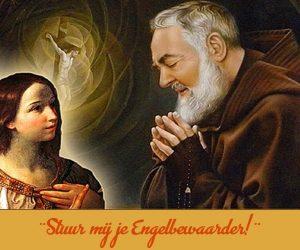Ik stuurde mijn Engel naar Pater Pio