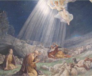 De boodschap van de Kerstengel