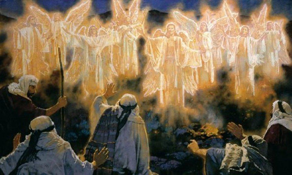 Dank zij de Engelen