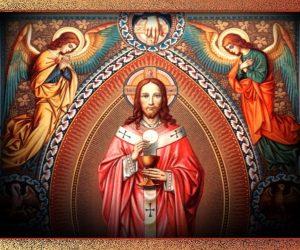 Geestelijke wapens: De Sacramenten