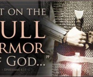 De geestelijke wapenrusting