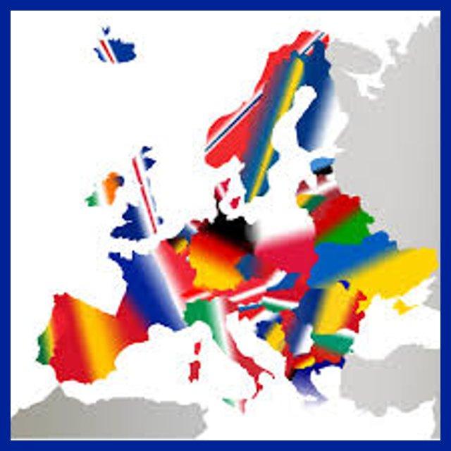 Gij Heilige Engelen van Europa!