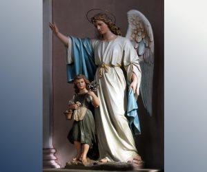 Dank aan onze Engelbewaarder!