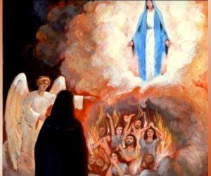 Zr. Faustina en vagevuur