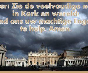 Kerk in nood!