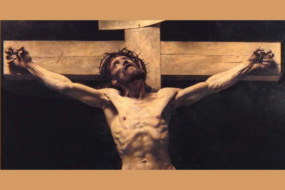 De kruisiging (2)