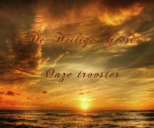 8e dag van de novene: Trooster
