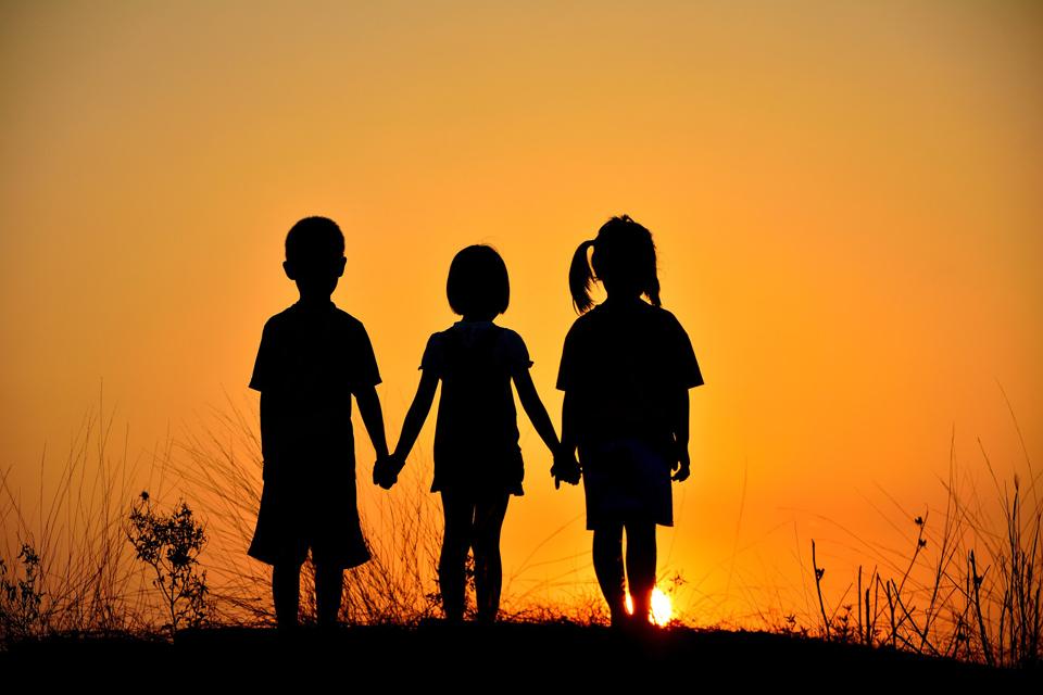 Vriendschap begint altijd in ons hart