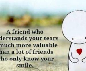Spreken als met een vriend