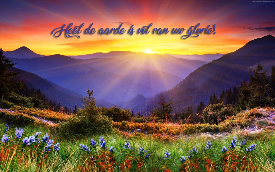 De stroom die vreugde geeft aan de Stad van God (5)