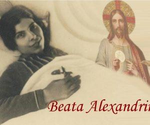 Zalige Alexandrina Maria da Costa