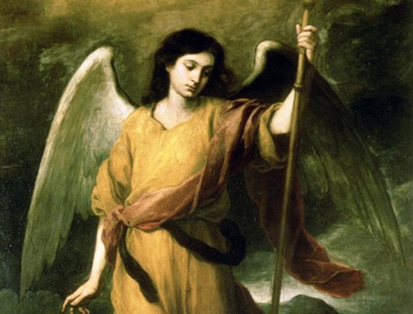Gebed tot St. Rafael