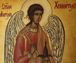 Als ik een doodzonde bega, verlaat mijn Engel mij?