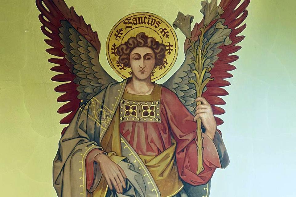Gebed tot St. Gabriel