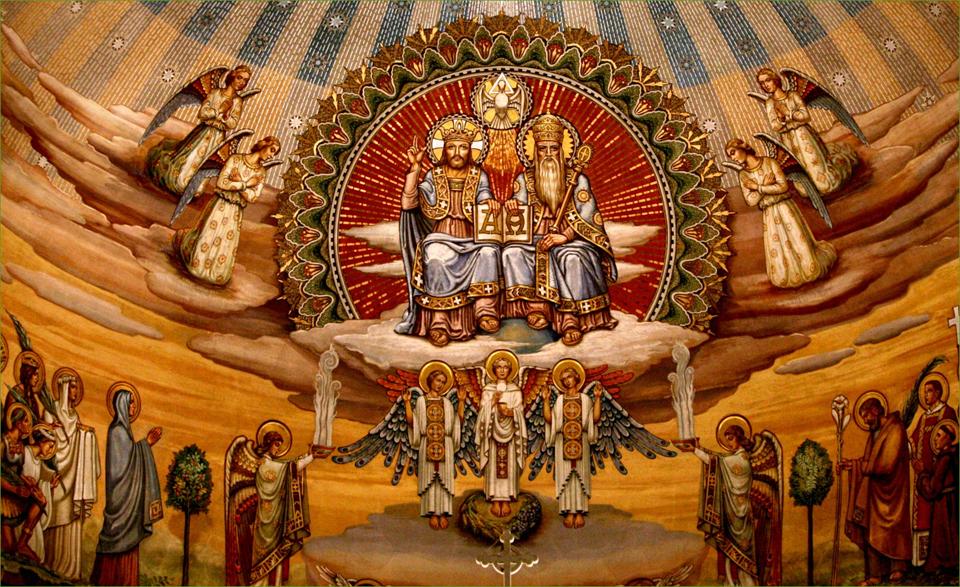 Maria als de Kerk (3)