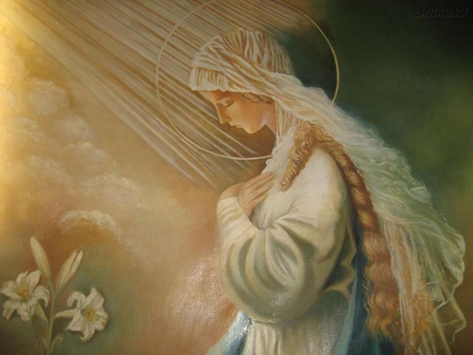 Maria, geducht als een leger in slagorde (6)