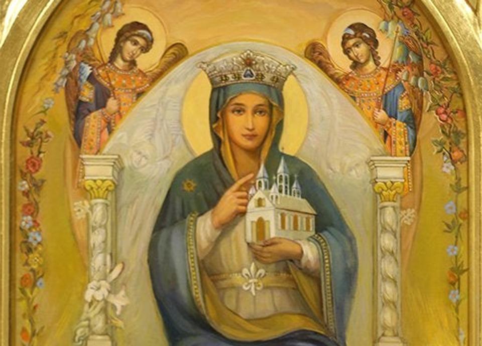 Maria als de Kerk (1)