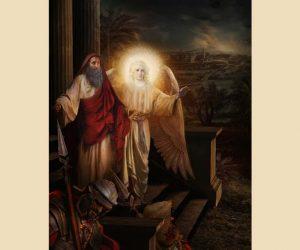 Petrus bevrijd door een Engel