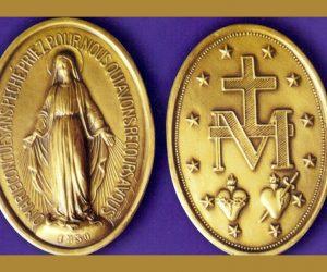 De wonderdadige Medaille