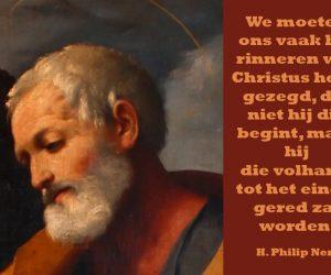 De H. Philip Neri en de Engelen