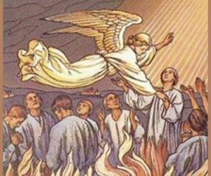 Engelen en vagevuur