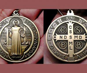 De Benediktus medaille
