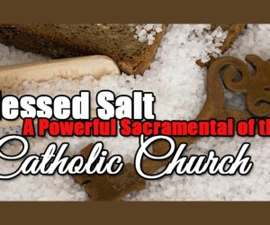 Gezegend zout