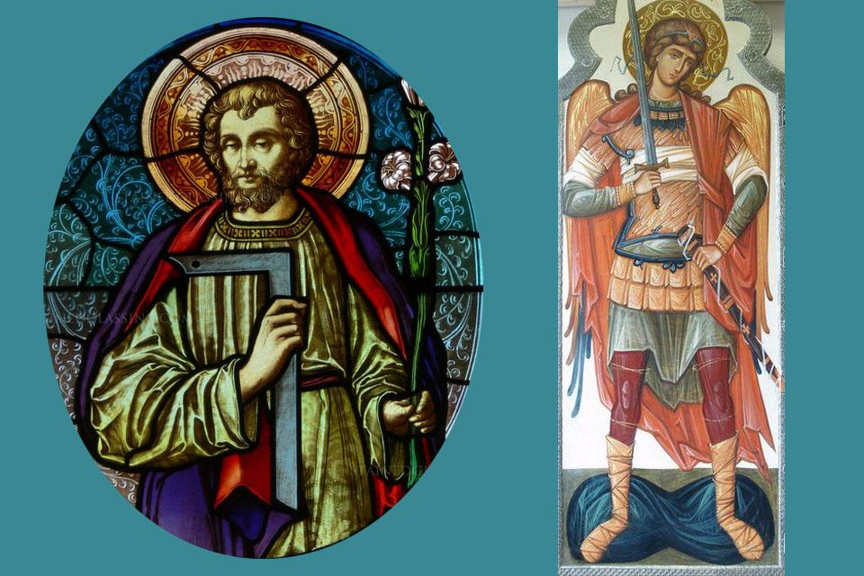 St. Jozef en St. Michael