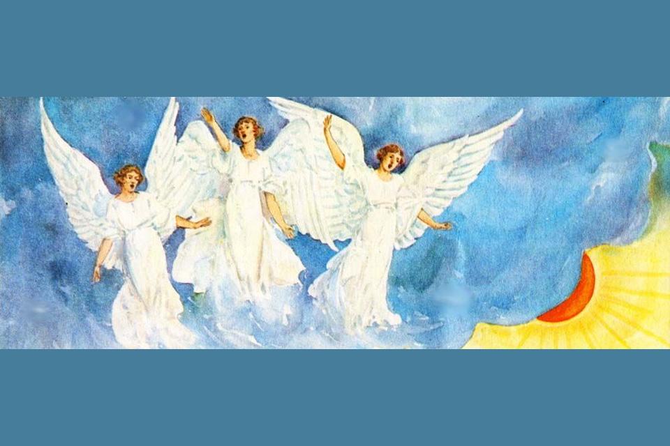 Vreugde van de Engelen
