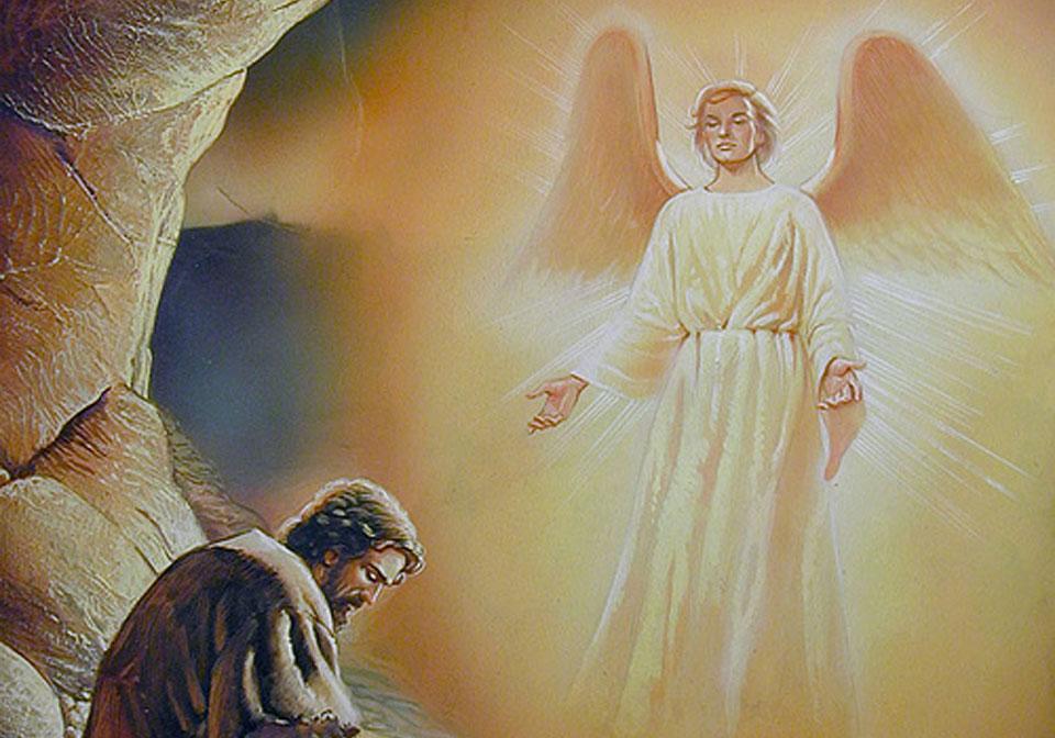 Engelen en hun uitspraken